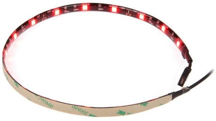 Akasa Vegas M - AK-LD05-50RD, LED pásek, 50 cm, červená