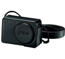 Nikon CS-CP4-7 kožené pouzdro pro P340 černá - VJD00019