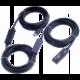 PremiumCord USB 3.0, A/M-A/F, 20m repeater a prodlužovací kabel