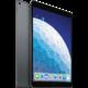 Apple iPad Air, 64GB, Wi-Fi + Cellular, šedá, 2019  + Při nákupu nad 3000 Kč Kuki TV na 2 měsíce zdarma vč. seriálů v hodnotě 930 Kč