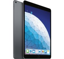 Apple iPad Air, 64GB, Wi-Fi + Cellular, šedá, 2019 - MV0D2FD/A