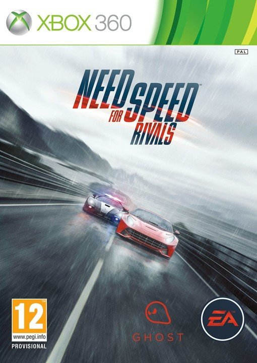 Need for Speed Rivals (Xbox 360)