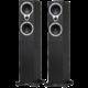 TANNOY Eclipse Three, černý dub  + Kabel Eagle High Standard - 2x 4m (v ceně 680 Kč)