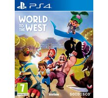 World to the West (PS4) - 8718591183423