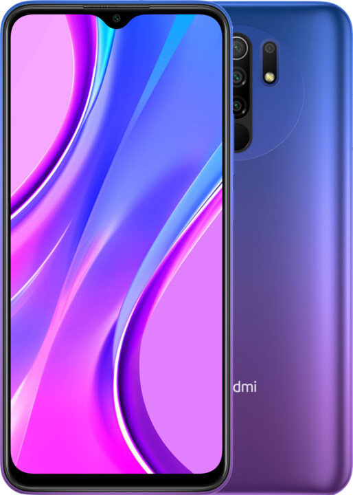 Xiaomi Redmi 9, 3GB/32GB, Sunset Purple