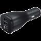 Samsung nabíječka do auta microUSB, 9V, 1.67A