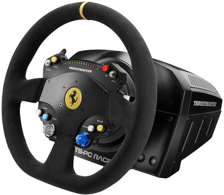 Thrustmaster TS-PC Racer, Ferrari 488 Challenge Edition (PC)
