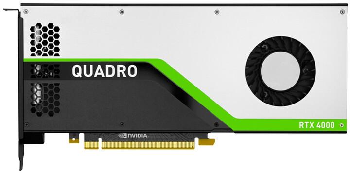 HPE NVIDIA Quadro RTX4000, 8GB GDDR6