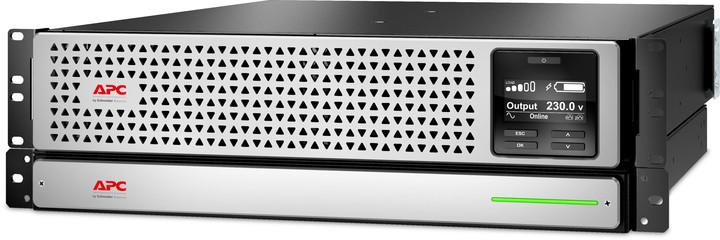 APC Smart SRT Li-Ion 1500VA, RM, 230V, 3U
