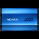 ADATA SE800, 512GB, modrá