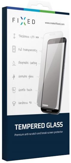 FIXED ochranné tvrzené sklo pro Sony Xperia Z3, 0.33 mm