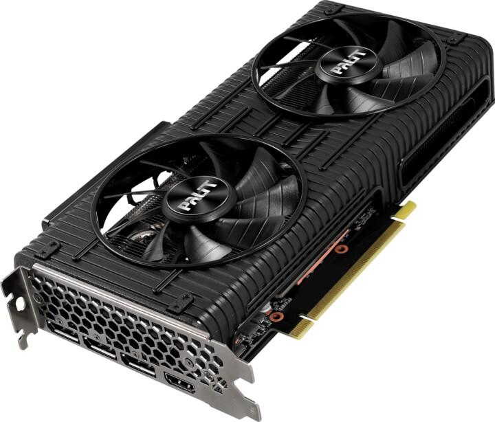 PALiT GeForce RTX 3060Ti Dual OC, 8GB GDDR6