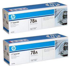 HP CE278AD, černá - ušetřete až 20% oproti standardní náplni