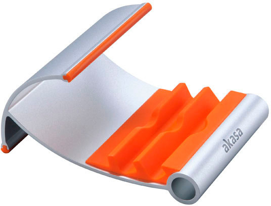 Akasa AK-NC054-OR, stříbrno-oranžová