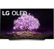 LG OLED65C11 - 164cm 500 Kč sleva na příští nákup nad 4 999 Kč (1× na objednávku) + O2 TV Stříbrná na 3 měsíce za 3 Kč