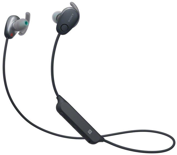 Sony WI-SP600N, černá