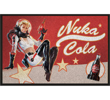 Rohožka Fallout - Nuka Cola Pin-Up - 4260570021270