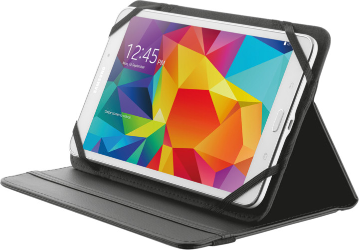 "TRUST Primo Folio Case with Stand for - 7"" - 8"" tablets, černá"
