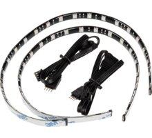 BITFENIX ALCHEMY 2.0 magnetická RGB-LED páska, 40 cm x 2 - BFA-RGB-80MK42N-RP