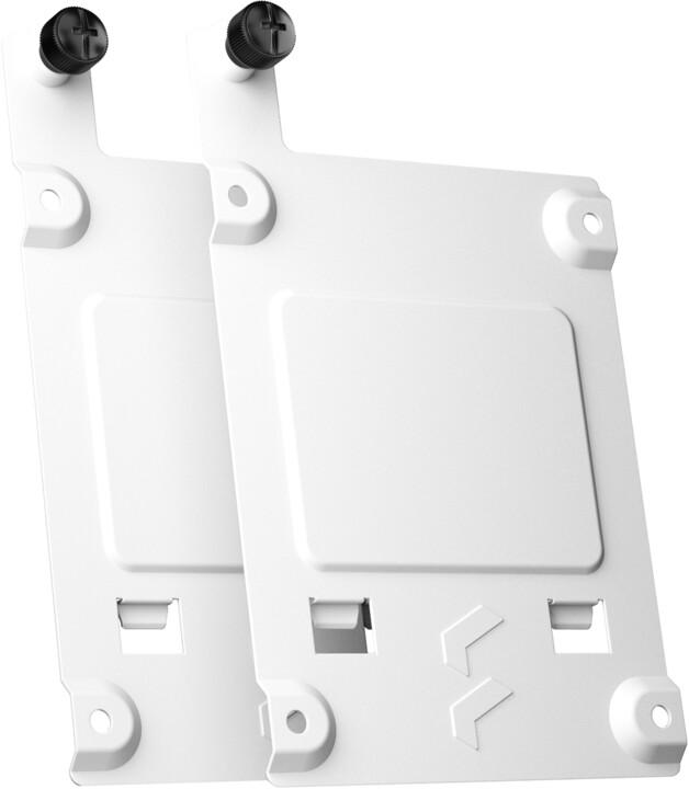 Fractal Design SSD Tray kit - Type-B (2-pack), bílá