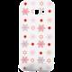 EPICO pružný plastový kryt pro Samsung Galaxy A5 (2017) COLOUR SNOWFLAKES