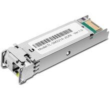 TP-LINK SFP modul TL-SM321A-2, 100/1000, WDM, SM, 2km, 1550/1310nm