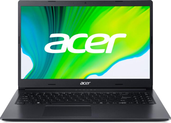 Acer Aspire 3 (A315-57G-30VH), černá