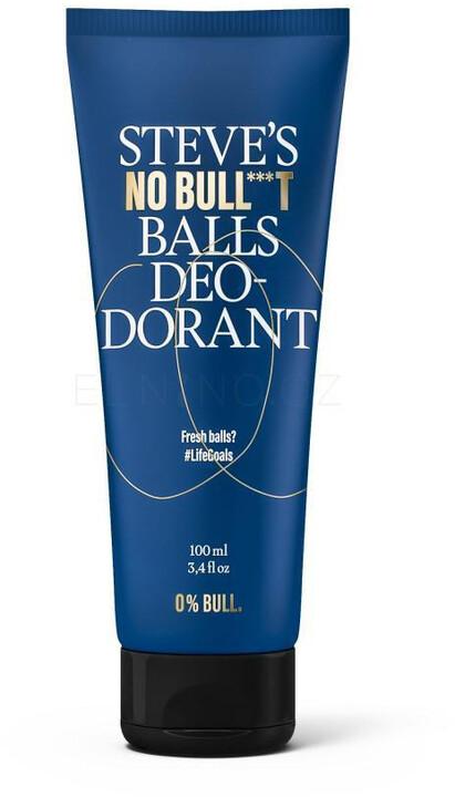 Steve´s Ball Deodorant na intimní partie