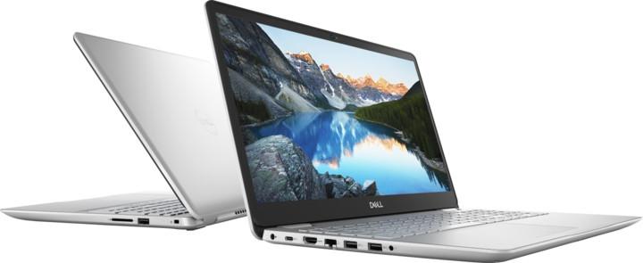 Dell Inspiron 15 (5584), stříbrná
