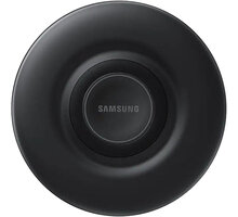 Samsung bezdrátová nabíjecí podložka (s rychlonabíjením 7.5W pro iOS), černá - EP-P3105TBEGWW