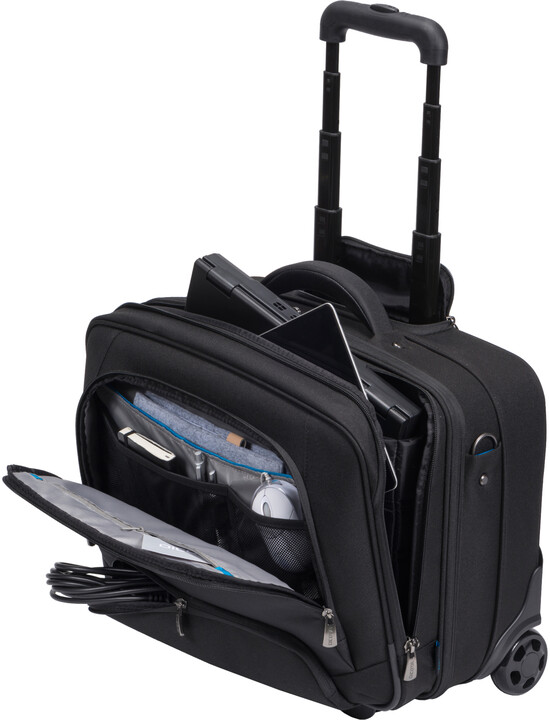 "DICOTA Multi Roller PRO 14-15,6"", černá"