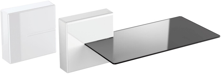 Meliconi GHOST CUBE shelf, bílá