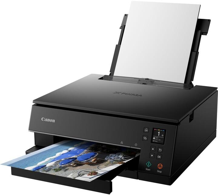 Canon PIXMA TS6350, černá