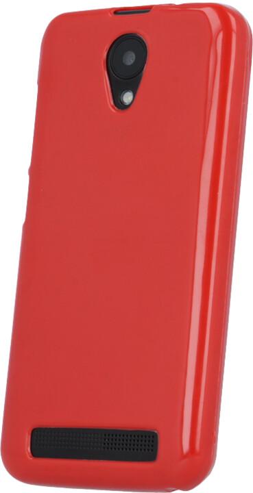myPhone silikonové (TPU) pouzdro pro GO, červená