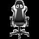 DXRacer Formula OH/FH00/NW, černá/bílá