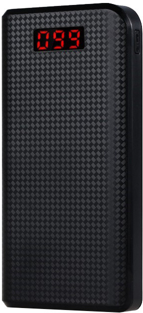 Remax Proda powerbank, 30000 mAh, černá