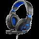 YENKEE YHP 3020 AMBUSH, modrá  + Voucher Be a Gamer - 5x 100 Kč (sleva na hry nad 999 Kč) + Plakát Yenkee Ambush
