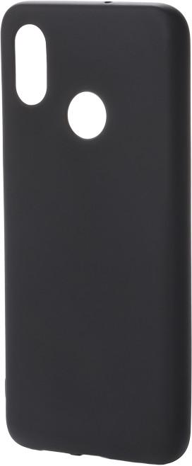 Epico Pružný plastový kryt pro Xiaomi Mi 8 SILK MATT, černý
