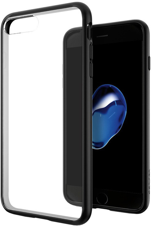 Spigen Ultra Hybrid pro iPhone 7 Plus/8 Plus black