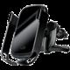 Baseus Rock-solid držák do auta s bezdrátovým nabíjením se senzorem, černá O2 TV Sport Pack na 3 měsíce (max. 1x na objednávku)