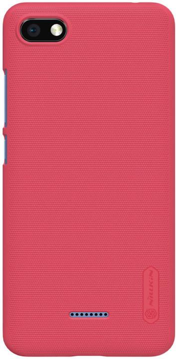 Nillkin Super Frosted zadní kryt pro Xiaomi Redmi 6A, červený