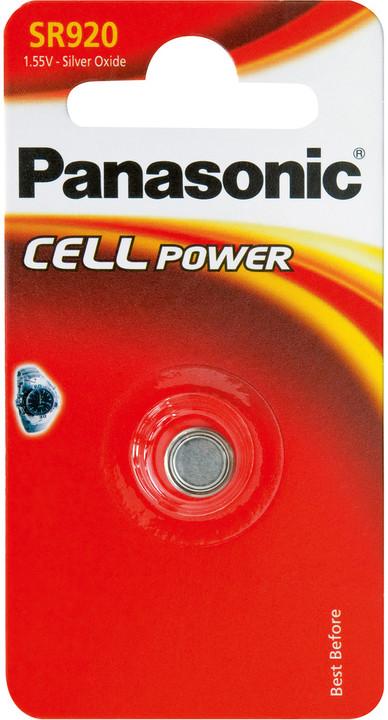 Panasonic baterie 370/SR920W/V370 1BP Ag