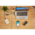 EPICO USB Type-C PRO Hub Multi-Port - space grey/black