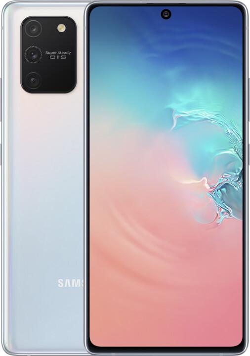 Samsung Galaxy S10 Lite, 8GB/128GB, Prism White