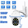 IMMAX NEO LITE Smart Security Venkovní kamera 360° v2, RJ45, P/T, HD 2MP outdoor WiFi