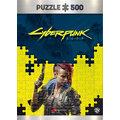 Puzzle Cyberpunk 2077 - Keyart Female V (Good Loot)