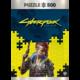 Puzzle Cyberpunk 2077 - Keyart Female V (Good Loot) Samurajský Medailon v hodnotě 299 Kč + Elektronické předplatné deníku Sport a časopisu Computer na půl roku v hodnotě 2173 Kč