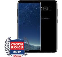 Samsung Galaxy S8, 64GB, černá  + Cashback 4000 Kč zpět + Moje Galaxy Premium servis + Aplikace v hodnotě 7000 Kč zdarma