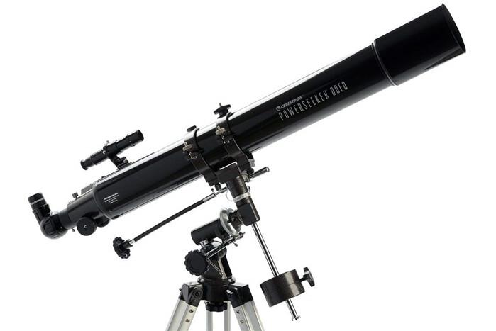 Celestron PowerSeeker 80/900mm EQ