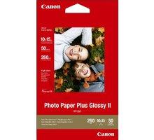 Canon Foto papír Plus Glossy II PP-201, 10x15 cm, 50 ks, 260g/m2, lesklý  + Red Bull Energy drink 355ml v hodnotě 49,-